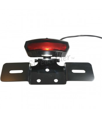 FANALE POSTERIORE RACE A LED PER MOTO CAFE RACER