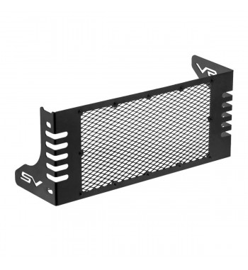 RADIATOR GRILLE BLACK CAFE RACER FOR SUZUKI SV 650 2016-2018