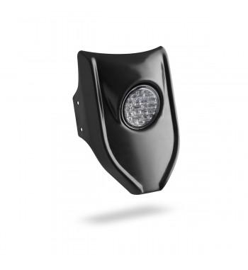 LED HEADLIGHT MASK FAIRING BLACK FLAT TRACK EU APPROVED FOR YAMAHA XSR 700