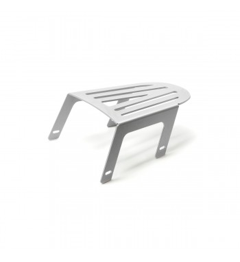 LUGGAGE RACK SILVER CAFE RACER FOR YAMAHA XSR 700