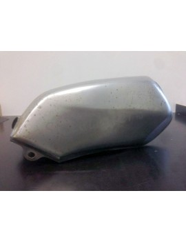 STEEL GAS TANK SRZ TYPE 2 FOR CAFE RACER MOTORCYCLE