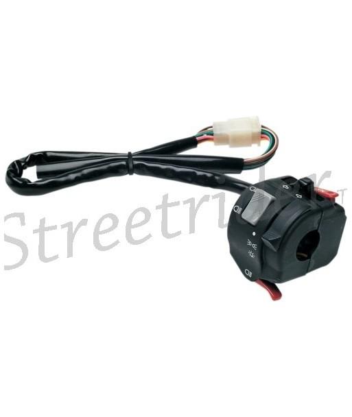 switch control block handlebar 22 mm  light turn signal