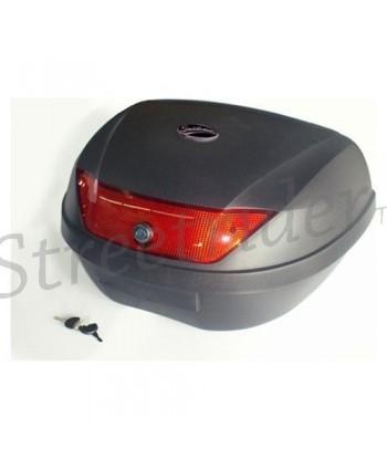 BAULE TRAVEL CASE RIGIDO HC2900 PER PORTAPACCHI MOTO STRADALI E SCOOTER