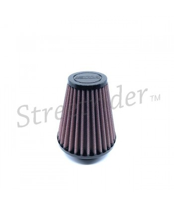 FILTRO ARIA CLAMP-ON DNA RO-SERIES 52X110 MM PER MOTO CAFE RACER